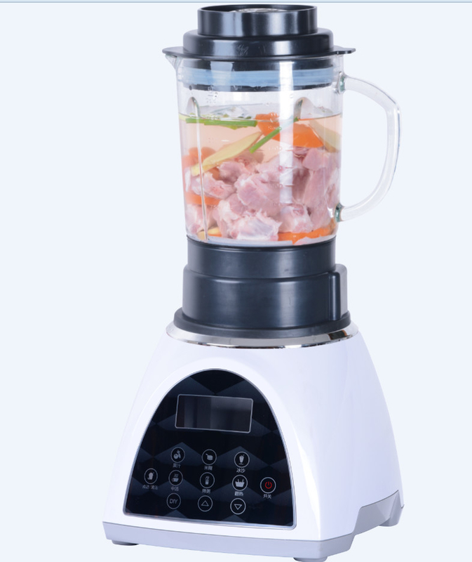 BPA Free High Power Mixer , 220V Juice Smoothie Soup Maker With Touch Panel